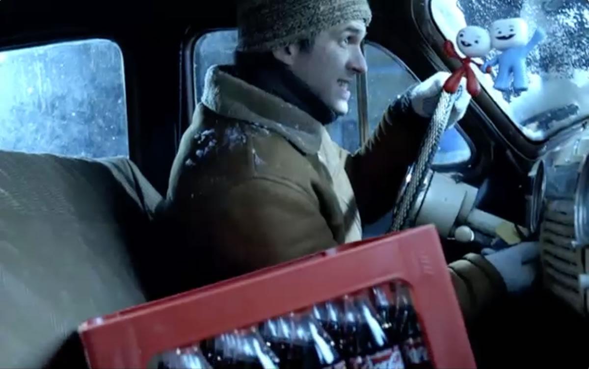 coca cola bobsleigh